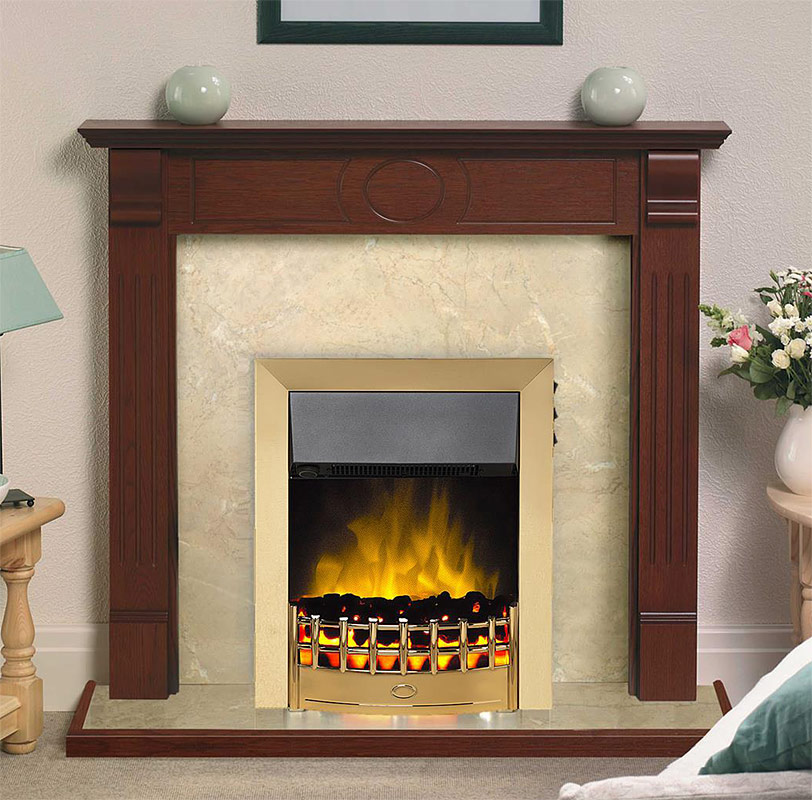 Electric Fire And Surround Part - 22: Fire Surround Styles